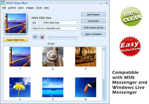 TÉLÉCHARGER MSN 0.7