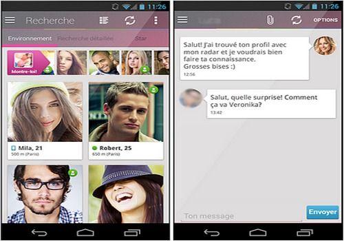 rencontres chat Messenger Télécharger