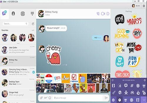 Download Viber 10 7 0 16 for Windows | Freeware