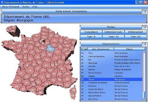 Download Départements Et Régions De France Edition