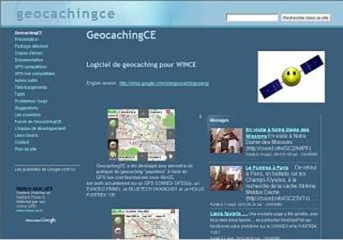 GeocachingCE