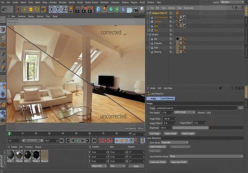 Maxon Cinema 4D Bodypaint 3D