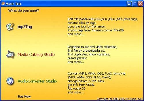 Download Music Trio for Windows   Shareware