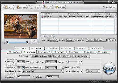 Télécharger MOV to MP4 Converter (gratuit)