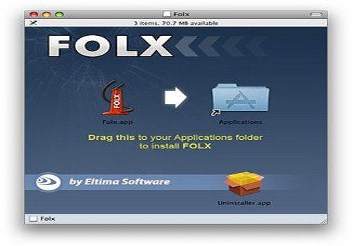 Folx pour Mac