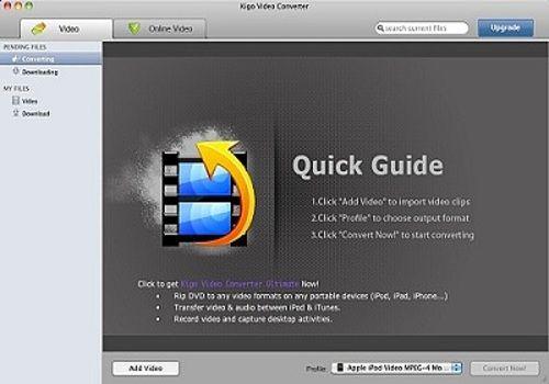 Video Converter, DVD Ripper, Netflix downloader, Screen Recorder