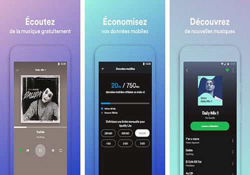 Download Spotify Lite Android APK | Freeware
