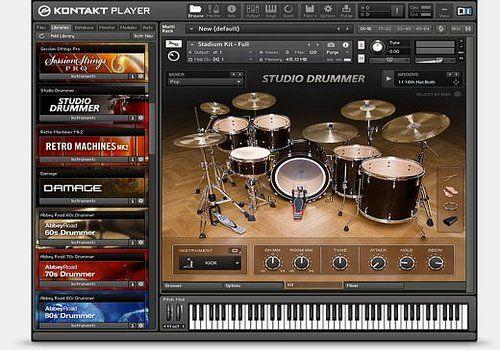 Kontakt Player Mac