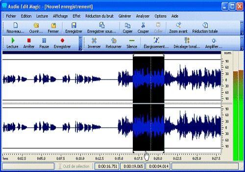 Audio Edit Magic
