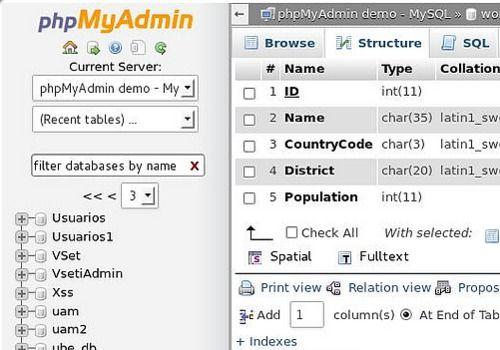 Download phpMyAdmin 4 8 1 for Windows   Freeware