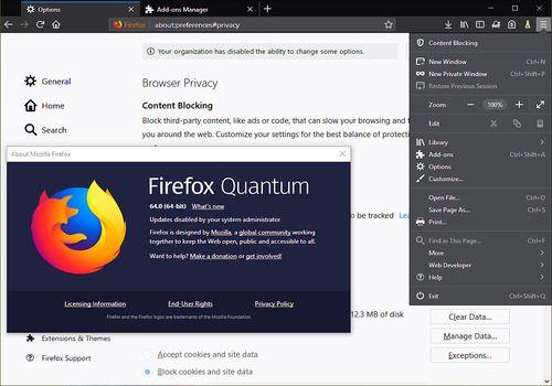 Librefox Linux