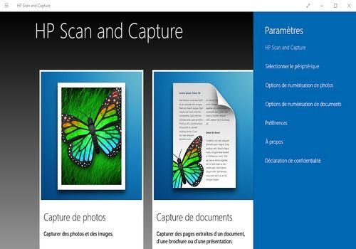Downloaden Hp Scan And Capture Für Windows Windows Store