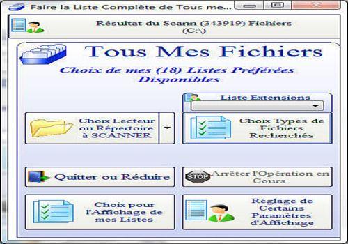 TousMesfichiers 1.2.0.50 2013