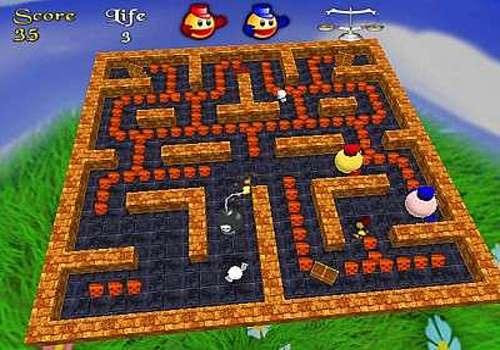 download pacman original game free