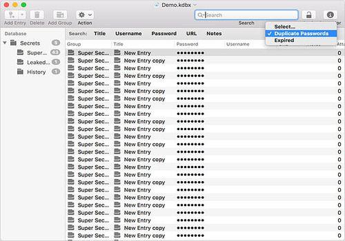 MacPass für Mac