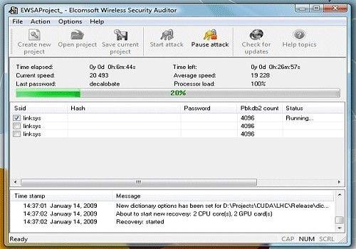 ewsaproject software