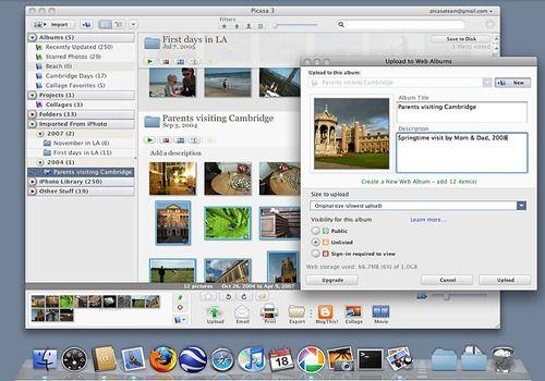 Download Picasa Mac 3 9 141 | Freeware