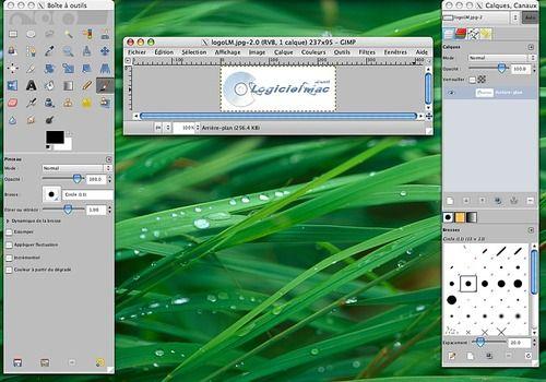 Download The Gimp Mac 2 10 12 | Logiciel Libre