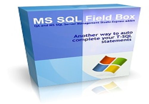 MS SQL Field Box