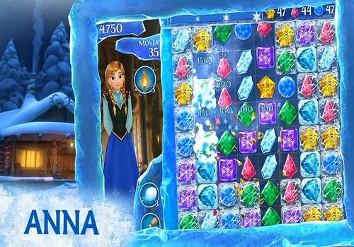 T l charger la reine des neiges free fall android apk google play - Jeu la reine des neiges gratuit ...