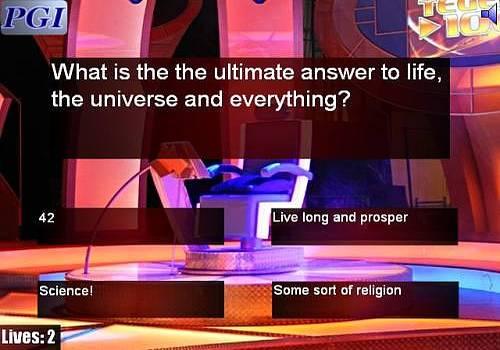 The Impossible Quiz PGI