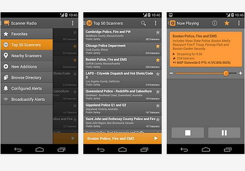 Scanner Radio Android