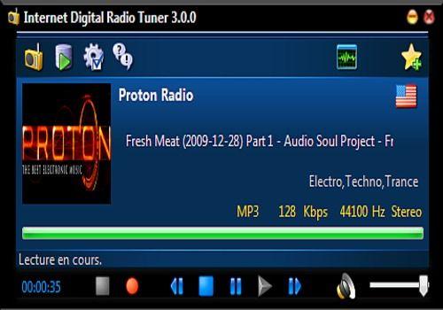 Internet Digital Radio Tuner