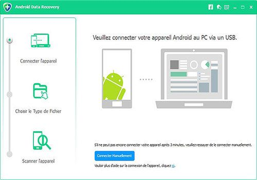 Aiseesoft Free Android Data Recovery