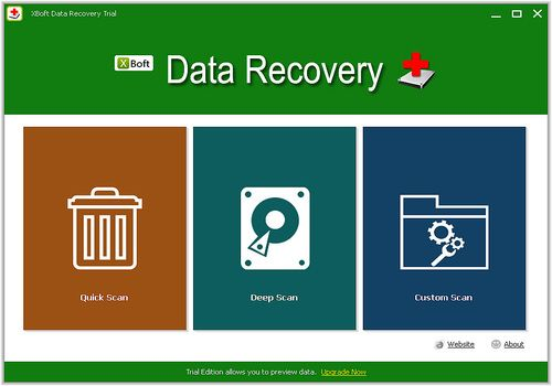 XBoft Data Recovery