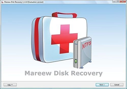 Mareew Disk Recovery