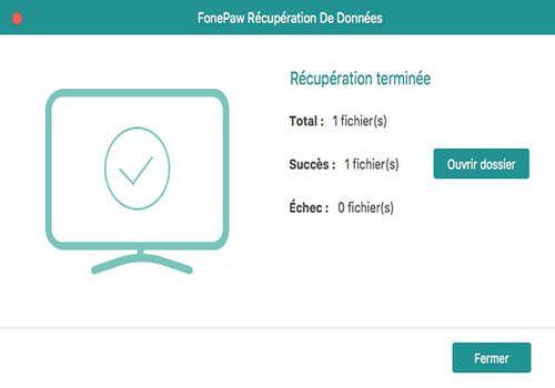 FonePaw Récupération De Données Mac