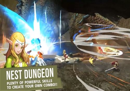 Download World of Dragon Nest Android Bêta | Site