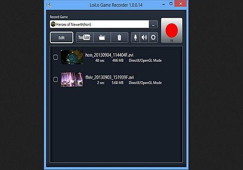 game recorder free download