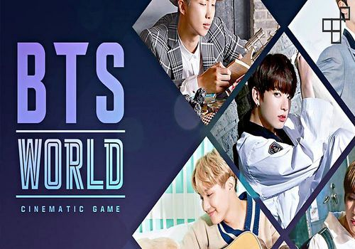 Download BTS World Android 1 0 4 | Freeware