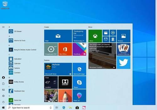 descargar windows 10 may 2019 update