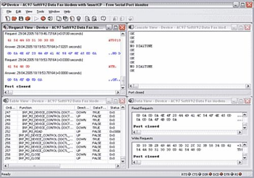 Download Free Serial Port Monitor 7 0 342 for Windows