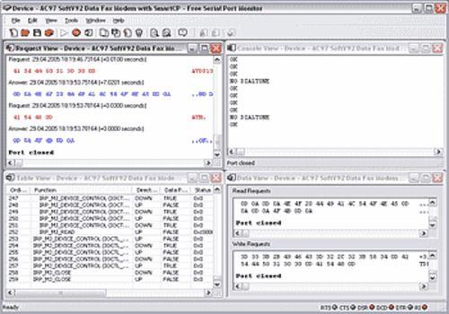 Logiciel de moniteur RS232 avancé par Eltima