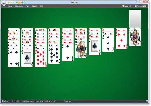 coleopter solitaire