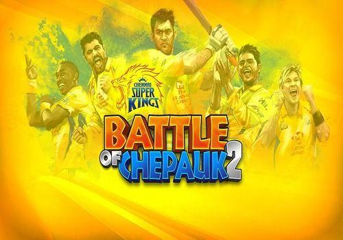 Chennai Super Kings Battle Of Chepauk 2 Android