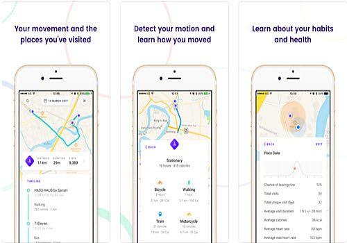Arc App iOS