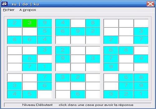 Télécharger Sudoku Pro pour Windows   Freeware