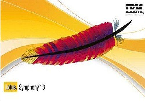 IBM Lotus Symphony pour Mac