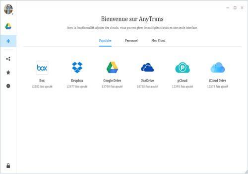 AnyTrans pour Cloud