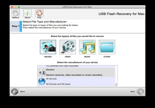 Download 321Soft USB Flash Recovery for Mac v5 1 4 3 5 1 4 3 | Shareware