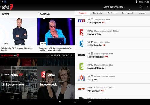Télé 7 Jours Programme TV Windows Phone