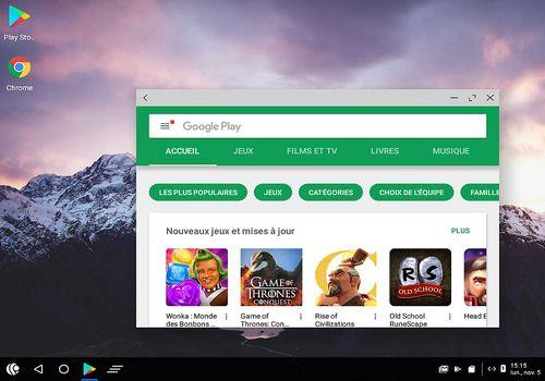 Download PrimeOS 0 2 0 for Mobile | Freeware