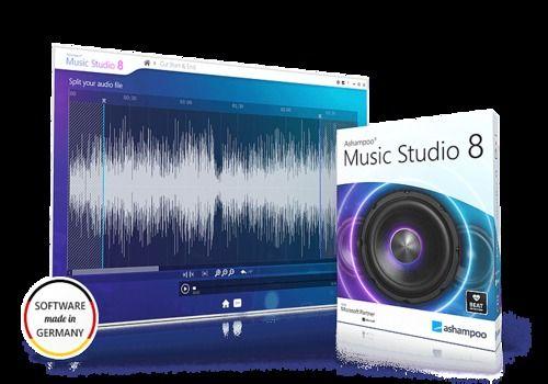 Ashampoo Music Studio