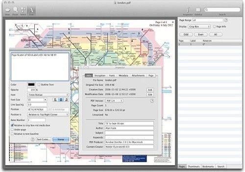 Proview PDF Editor pour Mac