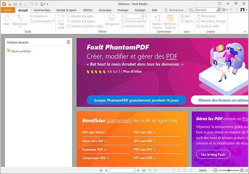 telecharger foxit reader version francais
