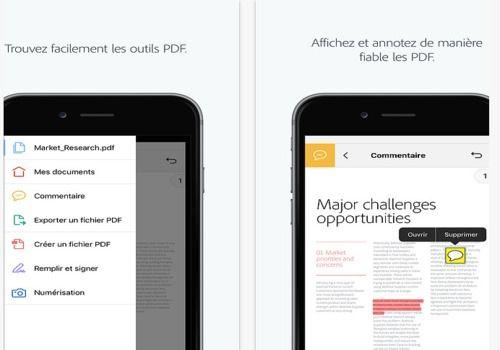 telecharger adobe reader gratuit pour tablette android